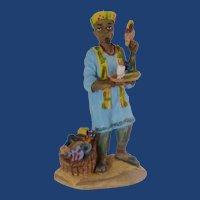 Kwanzaa Africa Santa Claus International Collection