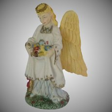Christkindl Angel  Germany Santa Claus International Collection