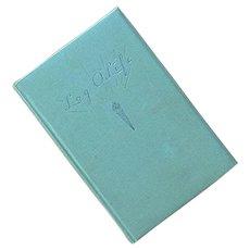 1946 Baby Book Log O'Life Hardback Book