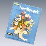 McCall's Needlework 1955 Spring-Summer Magazine
