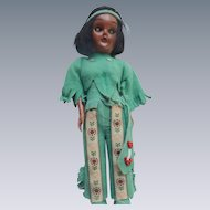 Native American Indian Doll Girl / Woman