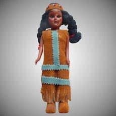Native American Indian Doll Girl / Woman