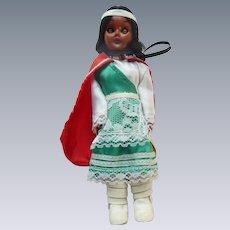 Carlson Native American Indian Doll Hopi Princess