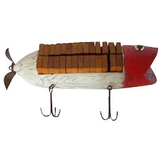 Fishing Lure Holder for Domino Set