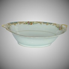 Noritake Imperial Fine China Oblong Vegetable Bowl