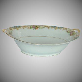 Noritake Imperial Fine China Oblong Vegetable Bowl