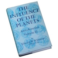 Astrology The Influence of the Planets Book