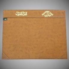 Leather Calendar Holder Desk Pad Promotional Kool-Aid