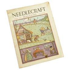 Needlecraft Magazine March 1929