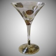 Glass Chocolatini Lolita Martini Glass