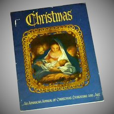 Christmas Literature and Art 1966 #36 Book