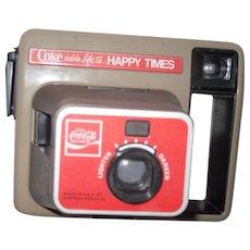 1978 Coca Cola Camera Special Premium
