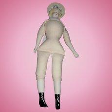 1991 Daisy Kingdom Doll Sarah Jane