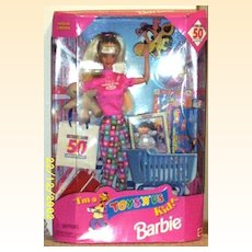 """Barbie....I'm A Toys """"R"""" Us Kid!....Special Edition...1997"""
