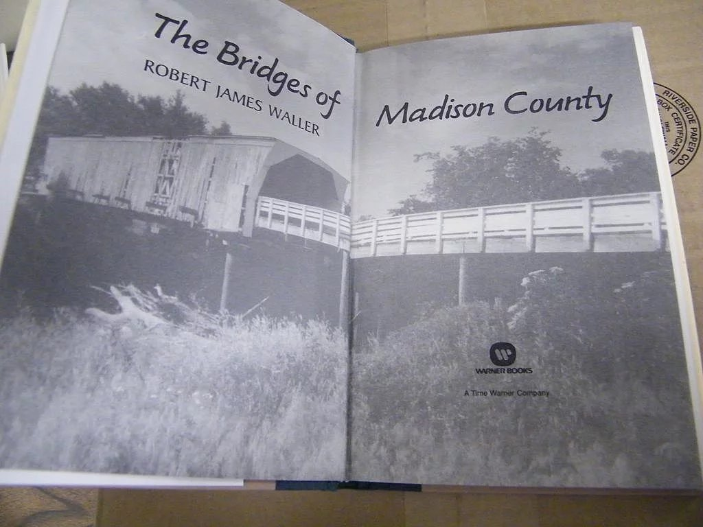 the bridges of madison county novel pdf