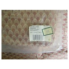 Vintage Bombay Company Cabriole Side Chair Slipcover..Newbern Patter..New In Package