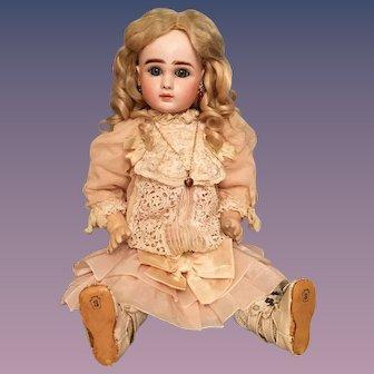 "Resplendent Jules Steiner A 16"" French Bisque Doll ""Le Parisien"""