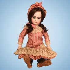 Raven Haired Size 9 Bebe Reclame by Emile Jumeau
