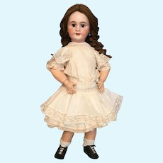 Charming 24 Inch DEP Jumeau French Bisque Bebe Size 10