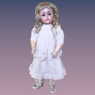 "Heavenly 13"" Kammer & Reinhardt 117 Mein Leibling German Bisque Character Doll"