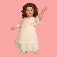 Impeccable 16 Inch Kammer and Reinhardt 115A Phillip (as Phyllis) German Bisque Toddler