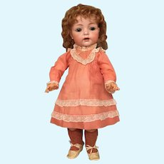 Angelic 16 Inch Kammer and Reinhardt 121 German Bisque Character Toddler