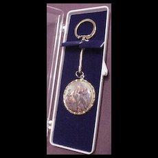 Vintage Commemorative Bi Centennial 1776  / 1976 Key Ring MIB