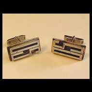 Cookson Sterling Silver Cufflinks
