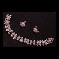 Victorian Revival Dragon's Breath Bracelet