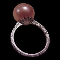 Vintage Uncas Ring
