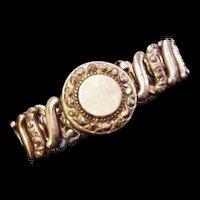 Victorian Revival Locket Bracelet