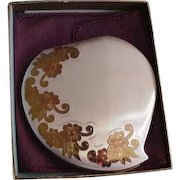 Elgin American Witches Heart Compact NIB