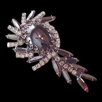 Juliana Rhinestone Pin Pendant