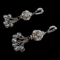 Crystal Rhinestine Earrings