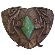Arts and Crafts Buckle