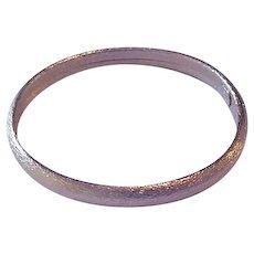 Hobe Bangle Bracelet