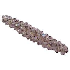Crystal Extra Long Bar Pin