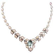 Bogoff Rhinestone Necklace