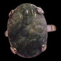 Vargus Jade Ring