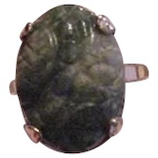 Vargus Jade Ring