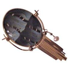 Vintage Artisan Pin