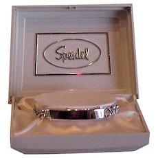 Vintage Old Stock ID Bracelet Speidel