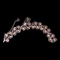 Coro Rhinestone Bracelet Origianal Hangtag