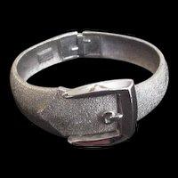 Trifari Buckle Bracelet