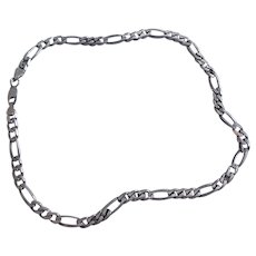 Italian Sterling Silver Necklace