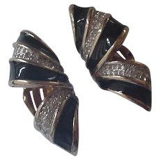 Panetta Rhinestone Earrings