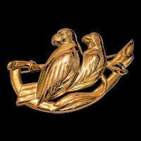 Sterling Craft by Coro Bird Pin