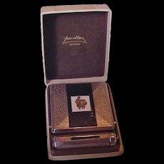 Yardly of London Vintage Compact / Lipstick Original Box
