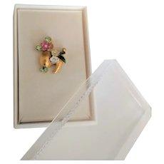 Poodle Pin New in Original Box