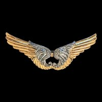 McClelland Barclay Wings Pin